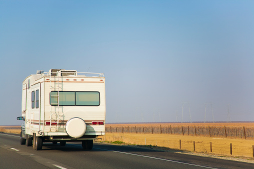 voyager camping car