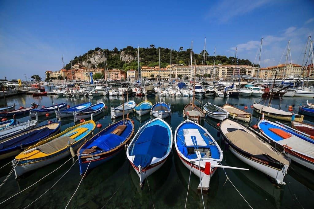 Activités sur la Côte d'Azur