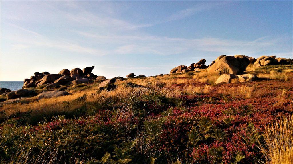 Côte de Granit Rose en Bretagne